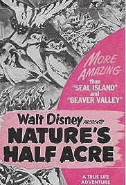 Nature's Half Acre Poster