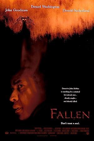 Fallen film Poster