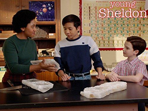 Joven Sheldon 1×15 – Dolomita, rodajas de manzana y una mujer misteriosa