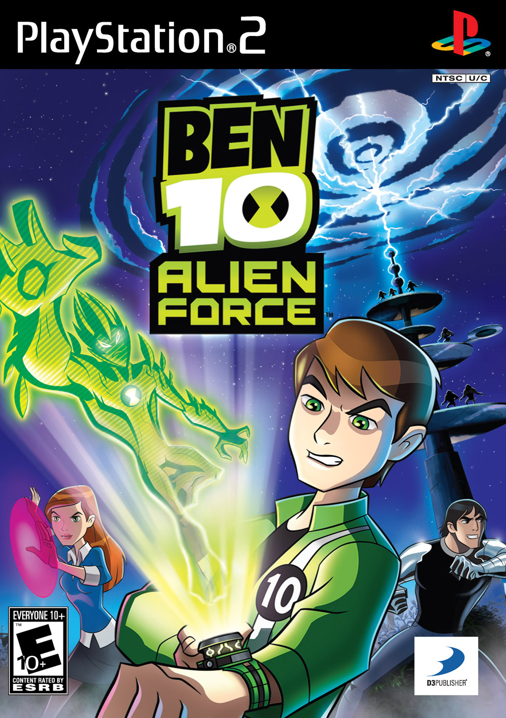 ben 10 ultimate alien ps2 iso