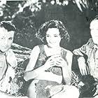 Maureen O'Sullivan, Paul Cavanagh, and Neil Hamilton in Tarzan and His Mate (1934)