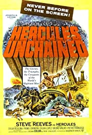 Hercules Unchained Poster