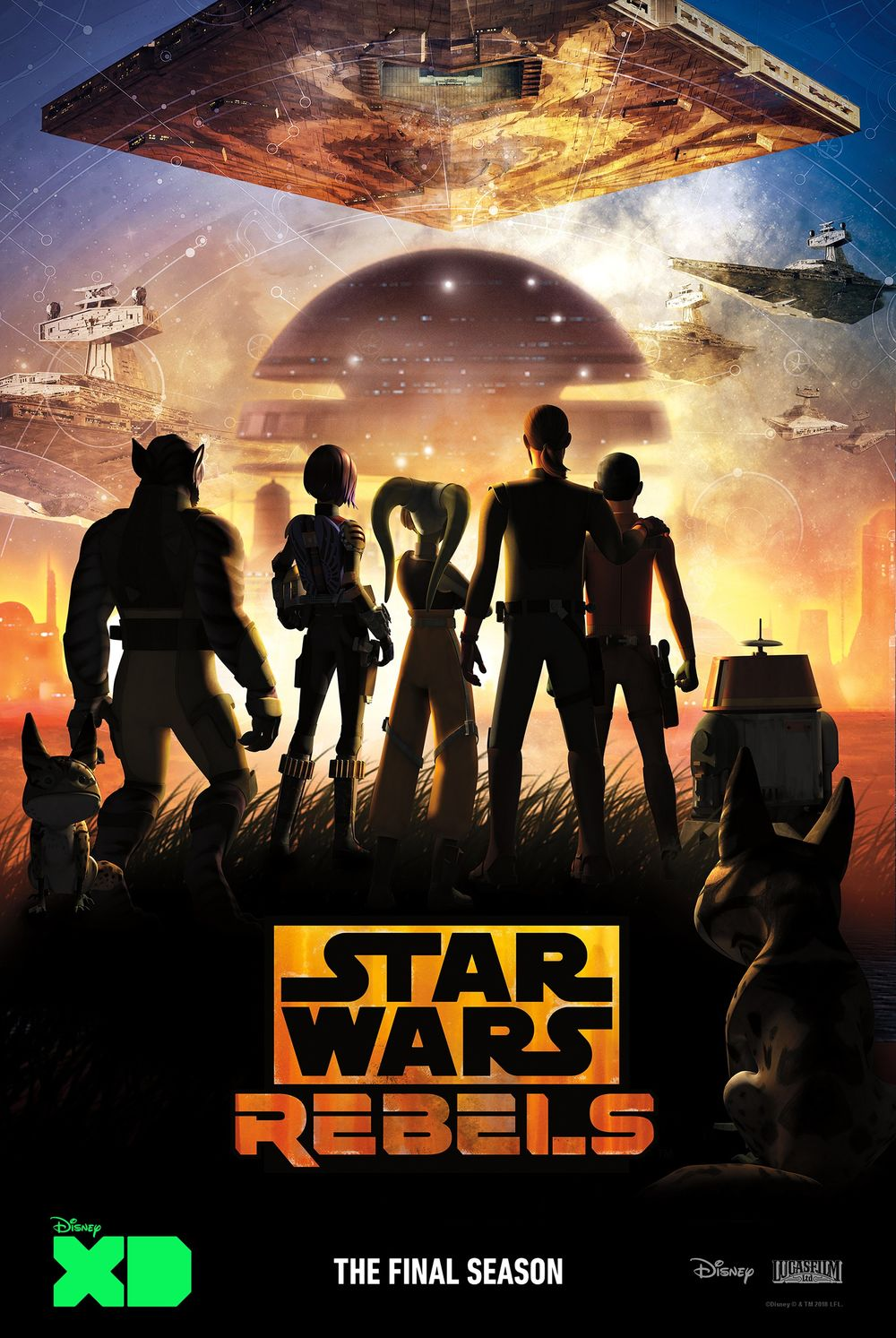 Star Wars Rebels Tv Series 2014 2018 Imdb