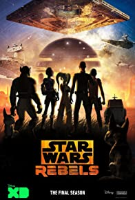 Primary photo for Star Wars Rebels