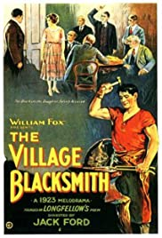 The Village Blacksmith Poster
