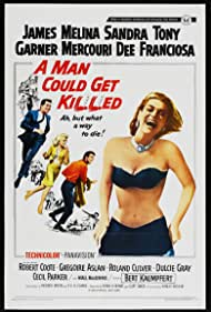 A Man Could Get Killed (1966) Poster - Movie Forum, Cast, Reviews