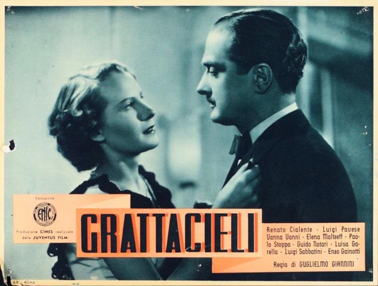 Risultati immagini per grattacieli film 1943