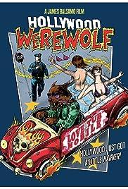 Hollywood Werewolf Poster
