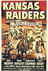 Kansas Raiders (1950) Poster - Movie Forum, Cast, Reviews
