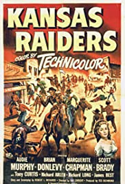 Kansas Raiders Poster