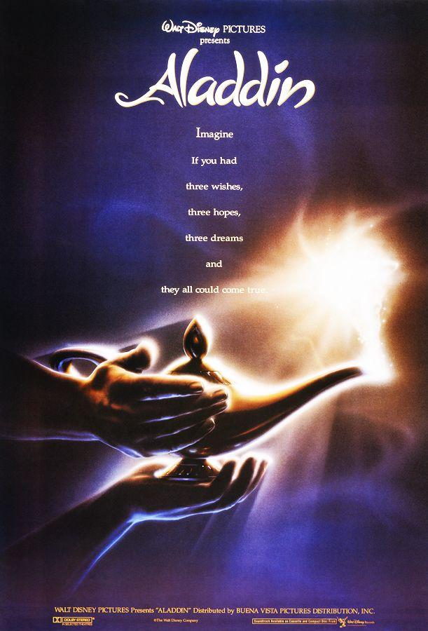 Aladdin (1992) BluRay 480p, 720p & 1080p