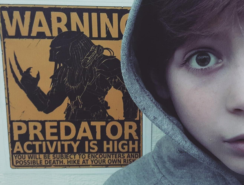 Jacob Tremblay in The Predator (2018)
