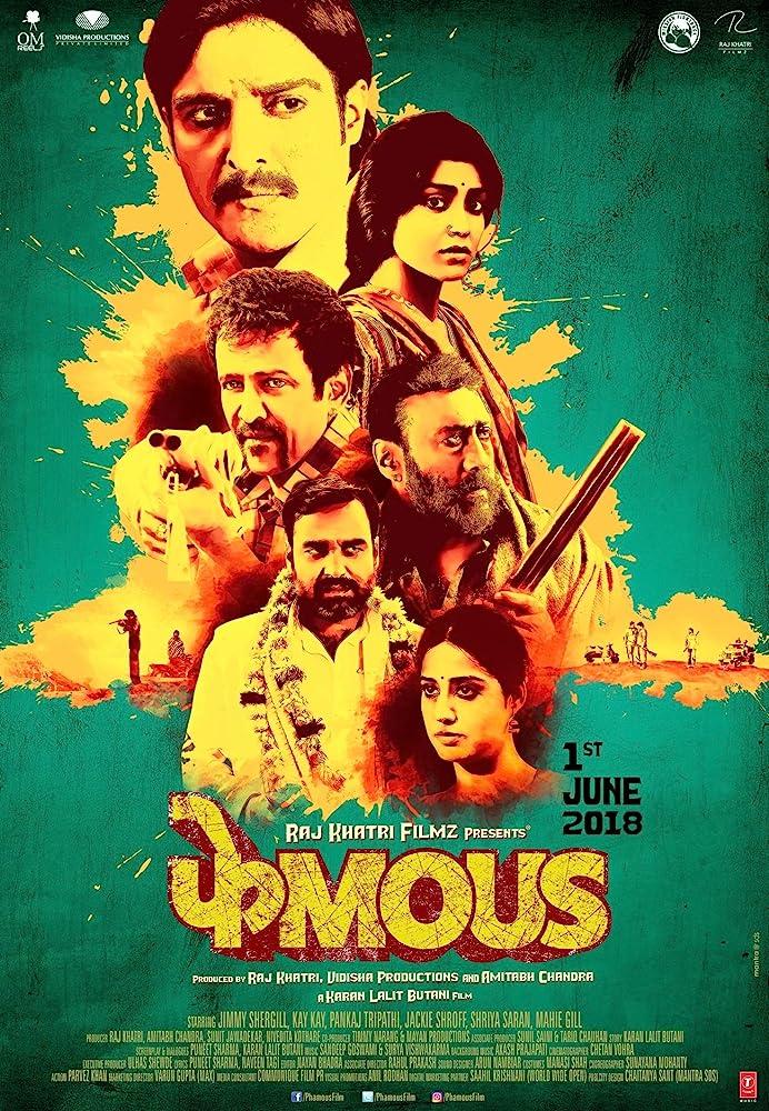 Phamous (2018) Hindi PreDVDRip 700MB MKV
