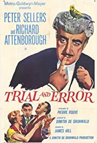 The Dock Brief (1963) Poster - Movie Forum, Cast, Reviews
