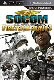SOCOM: U.S. Navy SEALs Fireteam Bravo 3 Poster