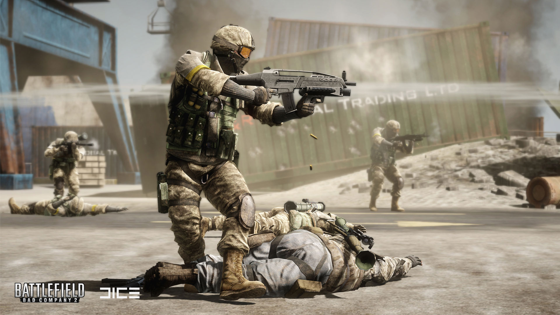 Battlefield: Bad Company 2 (2010)