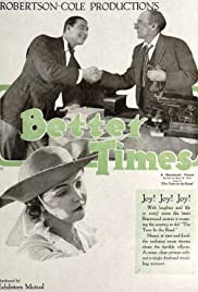 Better Times Poster