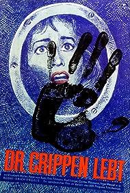 Erich Engels, Carl Lange, Inge Meysel, Elisabeth Müller, Günter Pfitzmann, Fritz Tillmann, and Peter van Eyck in Dr. Crippen lebt (1958)