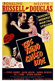 This Thing Called Love Poster