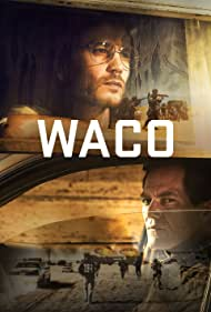 Michael Shannon and Taylor Kitsch in Waco (2018)