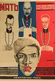 Nikolay Batalov and Grigory Borisov in Mat (1926)