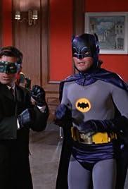 Batman's Satisfaction Poster