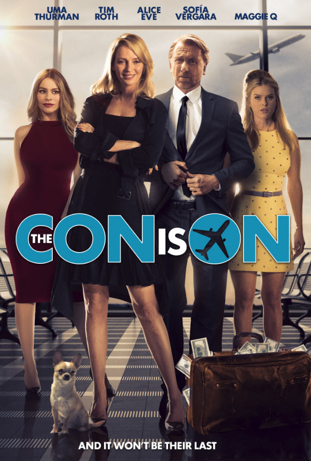 فيلم The Con Is On مترجم