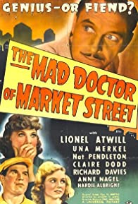 Primary photo for The Mad Doctor of Market Street