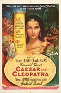 All free movie downloads Caesar and Cleopatra [Bluray]