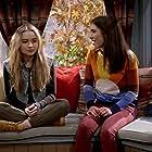 Rowan Blanchard and Sabrina Carpenter in Girl Meets World (2014)
