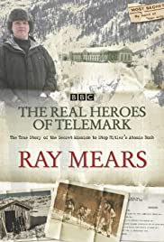 The Real Heroes of Telemark Poster
