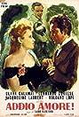 Addio, amore! (1943) Poster