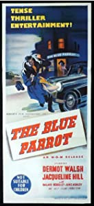 New hd movie downloads for free The Blue Parrot [pixels]