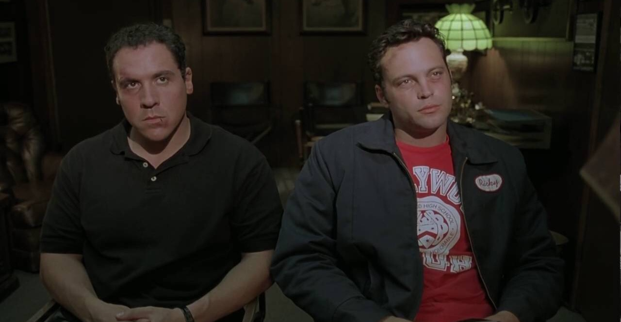 Vince Vaughn and Jon Favreau in Made (2001)