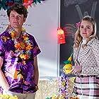 AJ Michalka and Brett Dier in Garden Party (2020)