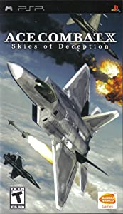 free download Ace Combat X: Skies of Deception