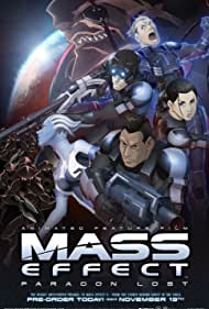 Mass Effect: Paragon Lost (2012)