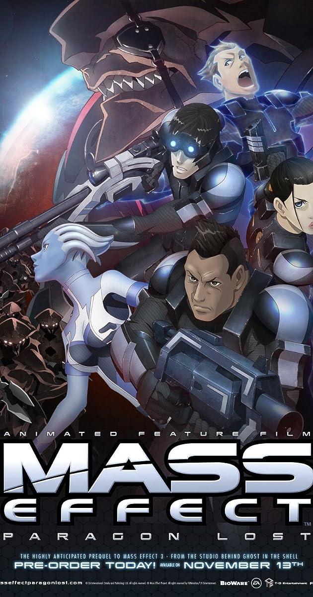 Mass Effect Paragon Lost Video 2012 Imdb