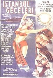 Istanbul geceleri Poster