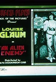 An Alien Enemy Poster