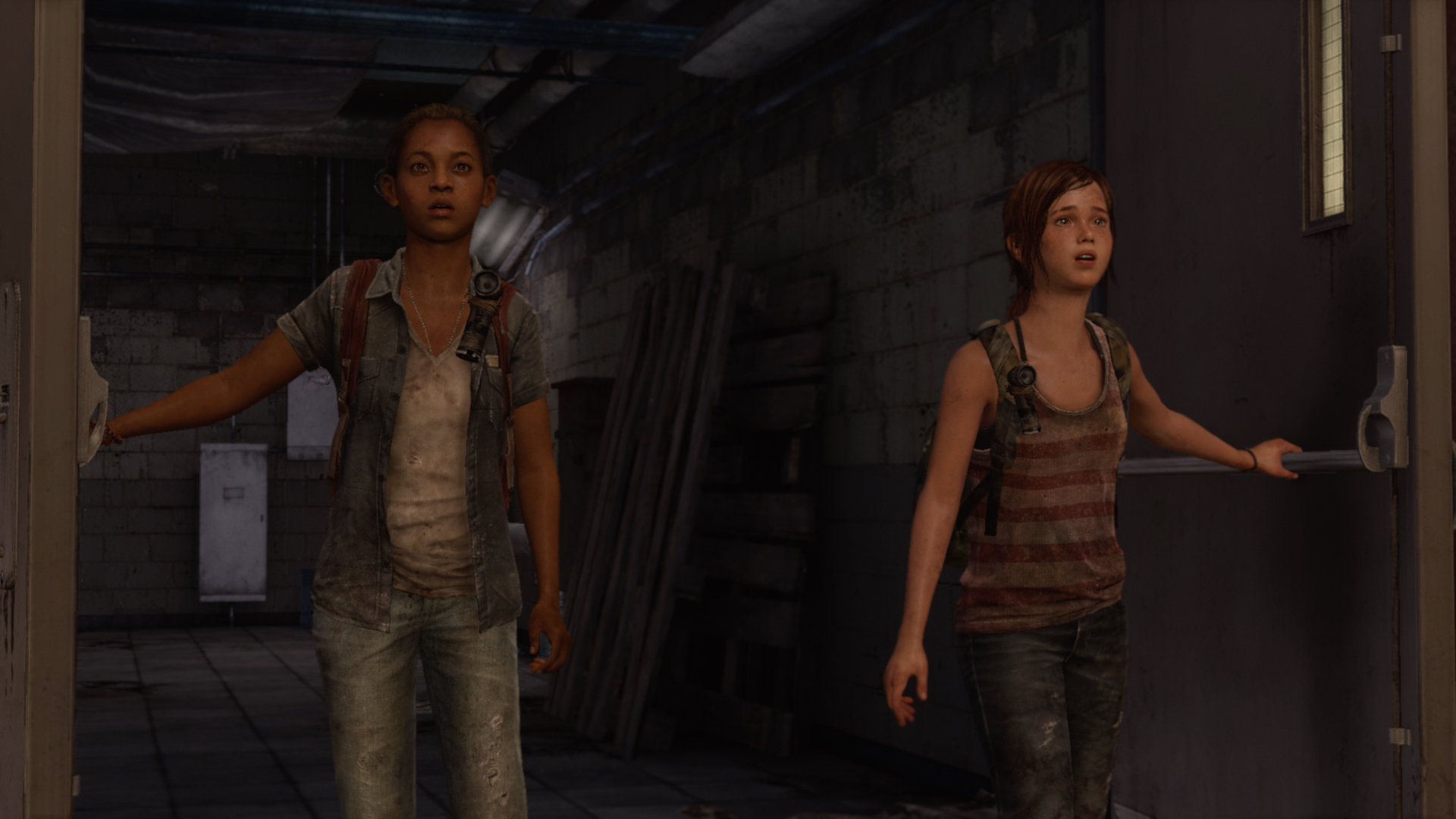 The Last of Us: Left Behind (2014)