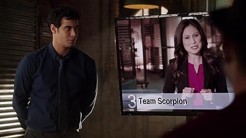Scorpion: Newscast