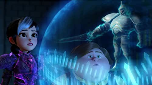 Following Trollhunters and the second series 3Below, Wizards marks the final chapter in the trilogy that brings together the three disparate worlds of trolls, aliens and wizards. In the newest installment, wizard-in-training Douxie and the heroes of Arcadia embark on a time-bending adventure to medieval Camelot that leads to an apocalyptic battle for the control of magic that will determine the fate of these supernatural worlds that have now converged.  Coming to Netflix, August 7th.