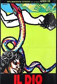 Il dio serpente Poster