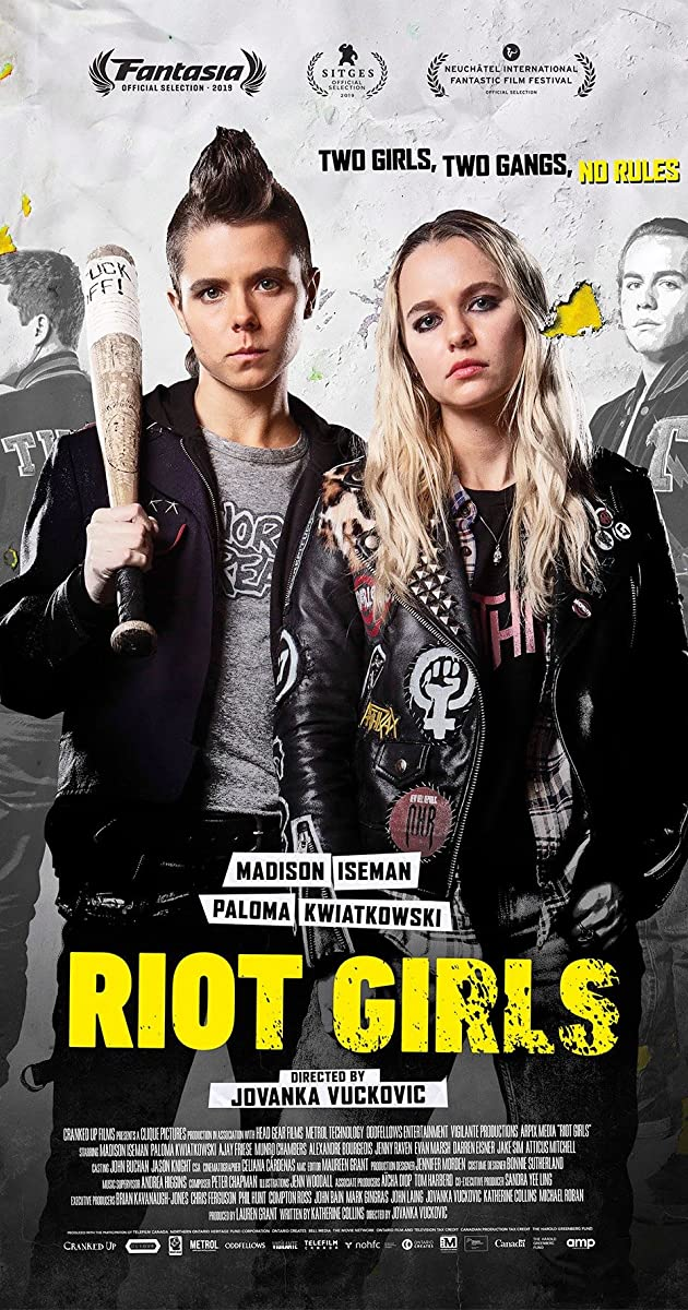 Subtitle of Riot Girls