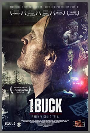 One Buck Poster