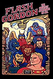 Flash Gordon: The Greatest Adventure of All(1982) Poster - Movie Forum, Cast, Reviews