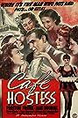 Cafe Hostess (1940) Poster