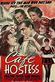Cafe Hostess(1940) Poster - Movie Forum, Cast, Reviews