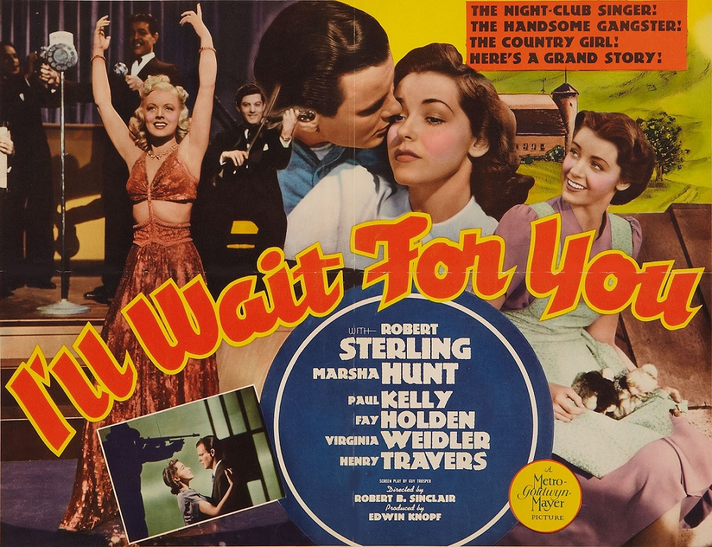 I'll Wait for You (1941)